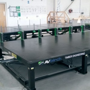 Panel Master PM-1 Butterfly Table