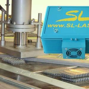 Laser Setup System